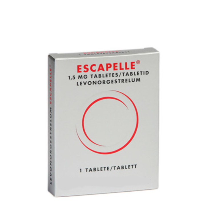 ESCAPELLE  1,5mg tablete N1